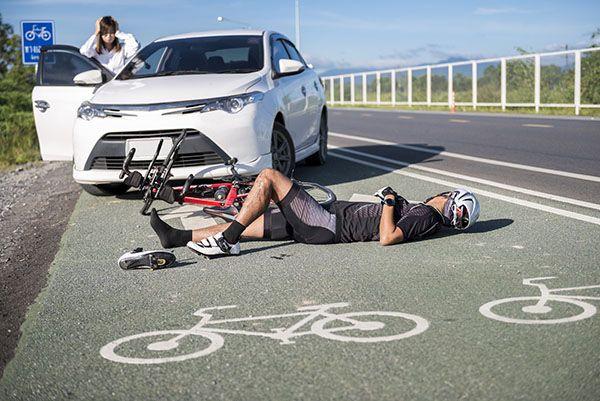 accidentes en bicicleta los angeles